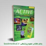 کتاب Active Skills for Reading 3 + راهنمای فارسی