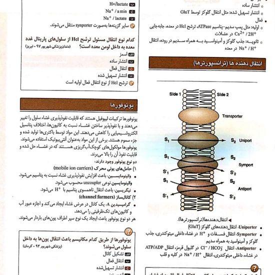 درسنامه علوم پایه پزشکی و دندانپزشکی - بیوشیمی