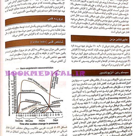 درسنامه علوم پایه پزشکی و دندانپزشکی - فیزیولوژی
